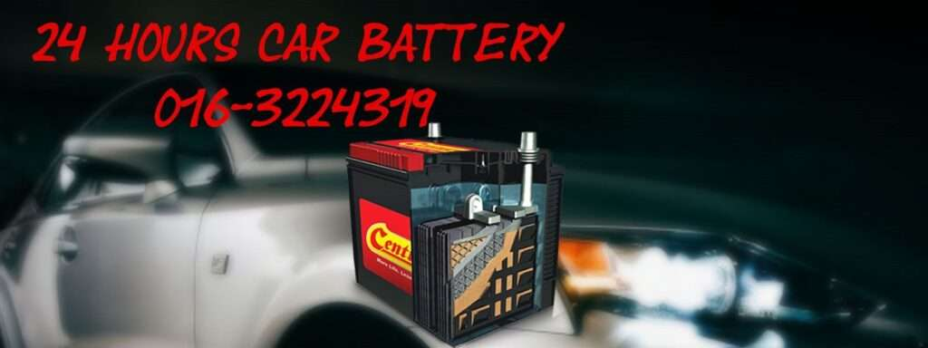 24 Hours Century Car Battery